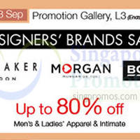 Read more about Isetan Designers Brands Sale @ Isetan Scotts 28 Aug - 3 Sep 2015