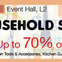 Read more about Isetan Tampines Household Sale 18 - 24 Aug 2015