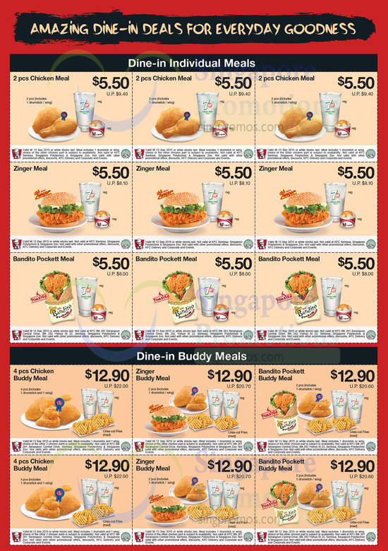 graphic about Kfc Printable Coupons known as Kfc coupon black friday - Coupon code clouds of vapor