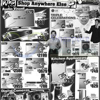 Harvey Norman Electronics, Appliances, Furniture & Other Offers 1 - 6 Aug 2015