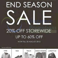 Read more about Liv Activ End Season Sale 22 - 30 Aug 2015