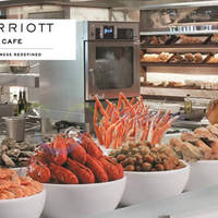 Read more about Marriott Cafe 1-for-1 Lunch/Dinner Buffet For UOB Cardmembers 23 Aug - 31 Oct 2015