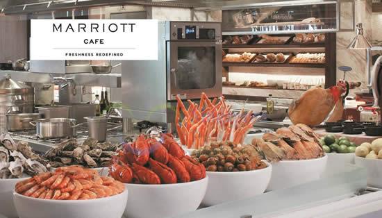 Marriott Cafe 23 Aug 2015