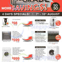 Read more about Mayer Appliances SG50 Promo Offers 7 - 10 Aug 2015