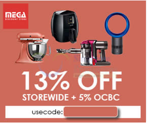 Mega Discount Store 27 Aug 2015