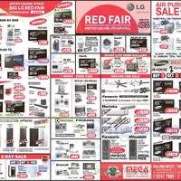 Mega Discount Store TVs, Washers, Hobs & Other Appliances Offers 30 Aug 2015