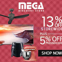 Mega Discount Store 18% OFF (NO Min Spend) 1-Day Coupon Code 4 Aug 2015