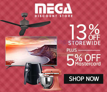 Mega Discount Store 4 Aug 2015