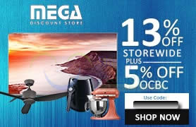 Mega Discount Store 6 Aug 2015