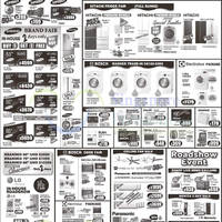 Read more about Mega Discount Store TVs, Washers, Hobs & Other Appliances Offers 8 Aug 2015