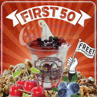 "Milkcow FREE ""Milky Jubilee"" Soft Serve Ice Cream SG50 Giveaway 9 Aug 2015"