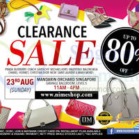 Read more about Nimeshop Branded Handbags Sale @ Mandarin Orchard 23 Aug 2015