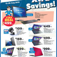 Read more about Fairprice PC Systems, Beauty, Baby, Wines, Groceries & More Offers 13 - 27 Aug 2015
