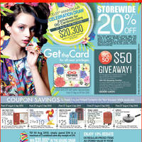 Read more about OG 20% OFF Storewide Promo 27 Aug - 2 Sep 2015