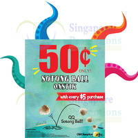 Old Chang Kee 50 Cents Sotong Ball Onstick Promo 1 - 30 Sep 2015