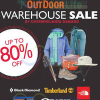 Read more about Outdoor Life Warehouse Sale 28 - 30 Aug 2015
