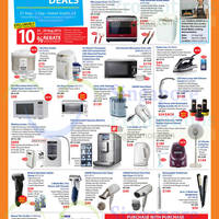 Read more about Panasonic Super Deals Offers @ Isetan 21 Aug - 2 Sep 2015