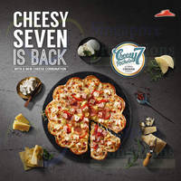 Read more about Pizza Hut Cheesy 7 Pockets Pizza is Back 16 Aug - 20 Oct 2015