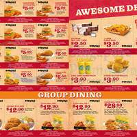 Read more about Popeyes Dine-in Discount Coupons 21 Aug - 27 Sep 2015
