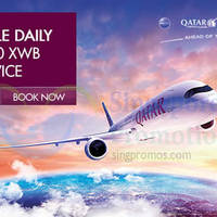 Read more about Qatar Airways Promo Fares 19 - 30 Aug 2015