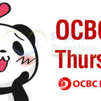 Read more about Rakuten Singapore 5% OFF (NO Min Spend) For OCBC Cardmembers 6 Aug - 24 Sep 2015