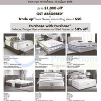 Read more about Robinsons Mattresses Offers 7 Aug 2015