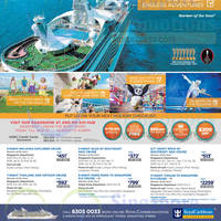 Royal Caribbean Roadshow @ AMK Hub 27 - 30 Aug 2015