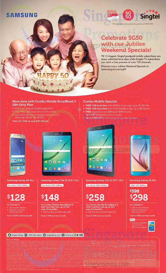 Samsung Galaxy A8, Samsung Galaxy Tab S2, Samsung Galaxy 9.7, Samsung Galaxy Tab S2 8.0, Samsung Galaxy S6