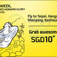 Read more about Scoot fr $10 5hr Promo Air Fares (7am - 12am) Promo Fares 18 Aug 2015