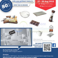 Read more about Sia Huat Warehouse SALE 27 - 30 Aug 2015