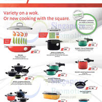 Read more about Silit Cookware Offers @ Takashimaya 16 - 23 Aug 2015