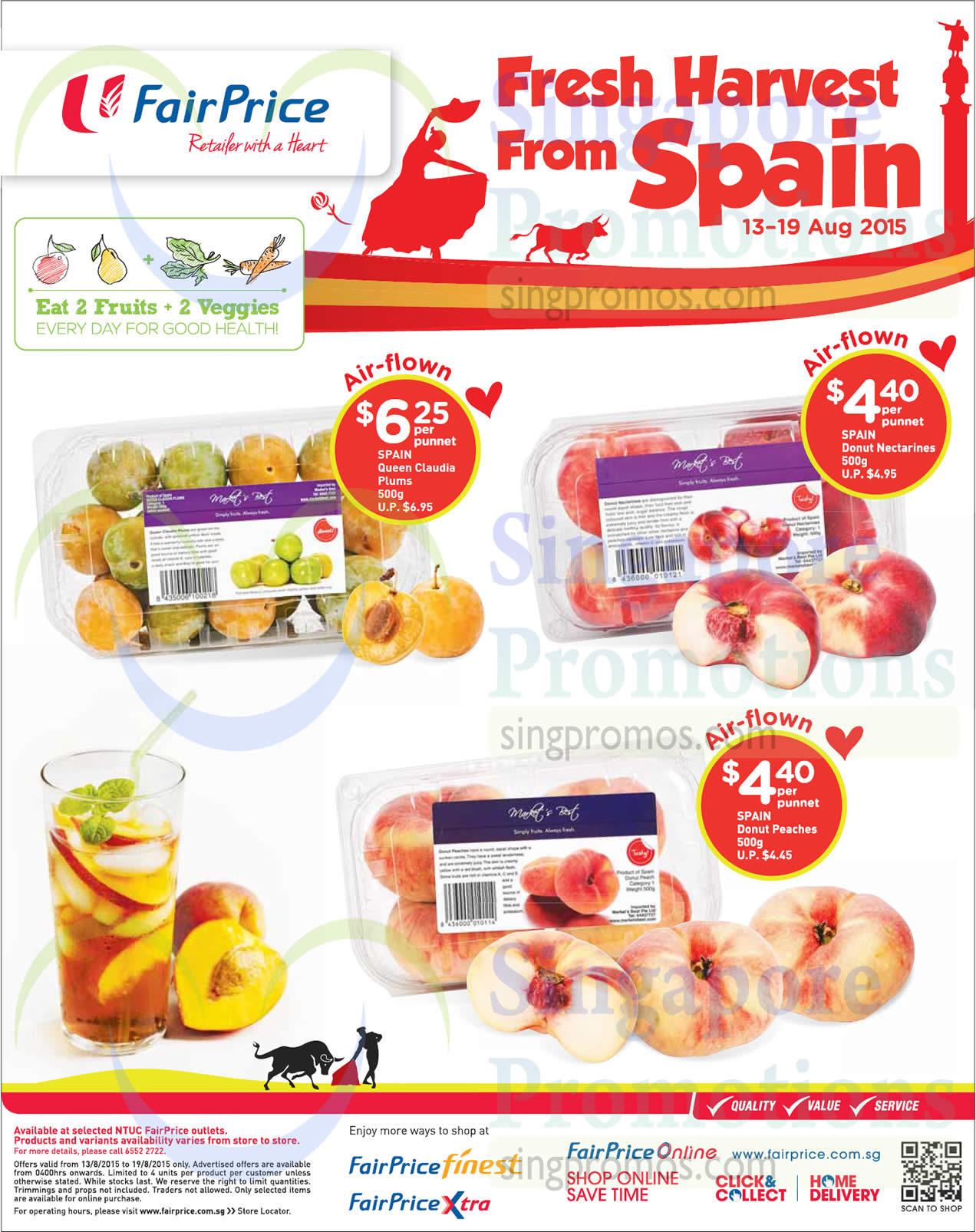 online purchases and delivery service in ntuc fairprice essay