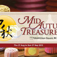 Read more about Takashimaya Mid Autumn Treasures Mooncake Fair 27 Aug - 27 Sep 2015