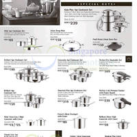Read more about WMF Cookware Offers @ Takashimaya 16 - 23 Aug 2015