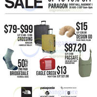 Read more about The Planet Traveller Travel Goods Sale @ Paragon 28 Aug - 3 Sep 2015