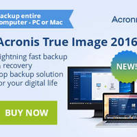 Read more about Acronis $30 to $70 Off True Image Backup Software Promotion From 11 Dec 2015