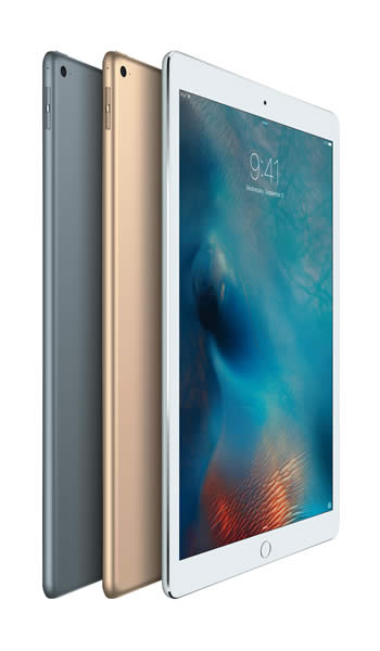 Apple iPad Pro 10 Sep 2015