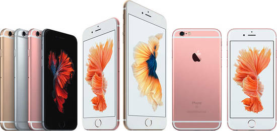 Apple iPhone 6S, iPhone 6S Plus Feat