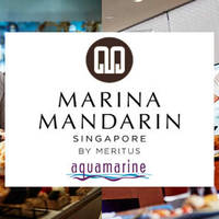 Read more about AquaMarine 1-for-1 Buffet Lunch @ Marina Mandarin 14 - 21 Sep 2015