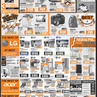 Read more about Best Denki TV, Appliances & Other Electronics Offers 24 - 28 Sep 2015