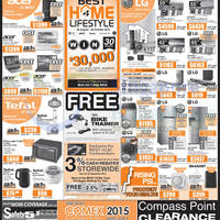 Read more about Best Denki TV, Appliances & Other Electronics Offers 5 - 7 Sep 2015