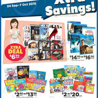 Read more about Fairprice DVD/Blu-Ray, Baby, Kids Books, Groceries, Wines & More Offers 24 Sep - 8 Oct 2015