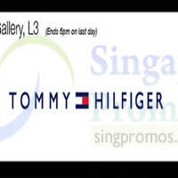 Brooks Brothers & Tommy Hilfiger Promo @ Isetan Scotts 4 - 10 Sep 2015