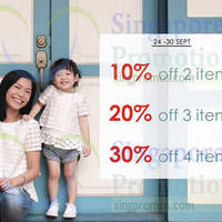 Read more about Camouflage Kids 10% to 30% Off Storewide 24 - 30 Sep 2015