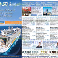 Read more about Chan Brothers Celebrate 50 Holiday Fiesta Cruises @ Suntec Singapore 3 Oct 2015
