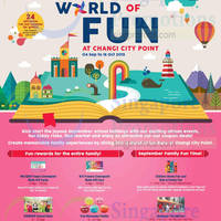 Read more about Changi City Point Dive Into A World Of Fun Events & Activities 6 Sep - 18 Oct 2015
