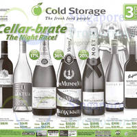 Read more about Cold Storage Wines Offers 19 - 20 Sep 2015