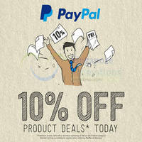 Deal.com.sg 10% OFF Product Deals 1-Day Promo 4 Sep 2015
