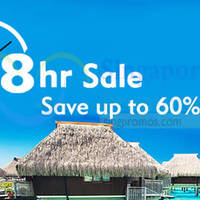 Expedia Up To 60% Off 48hr Promo 2 - 3 Sep 2015