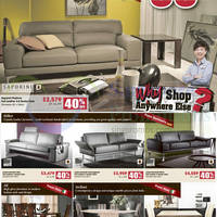 Read more about Harvey Norman Electronics, Appliances, Furniture & Other Offers 11 - 18 Sep 2015